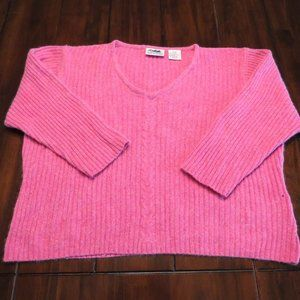 Northern Reflections women's size XL pink sweater